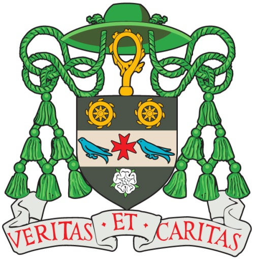 Our logo is Bishop Wheeler's Episcopal Coat of Arms
